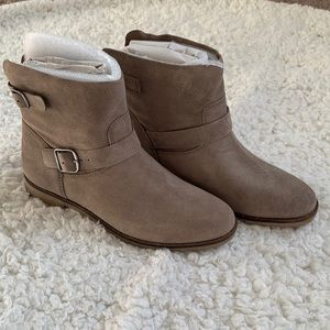 Lucky Brand ankle boots booties